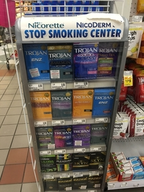 Apparently there is a new way to quit smoking
