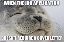 Applying for internships right now