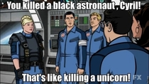 Archer at its finest