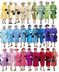 Are you even Queen if you dont come in every color