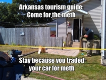 Arkansas not even once