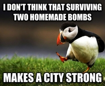 As a Bostonian this is VERY unpopular
