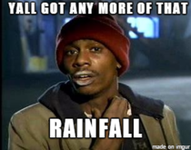As a Californian watching Hurricane Matthew