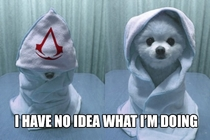 As a deaf gamer trying to play Assassins Creed  for the first time