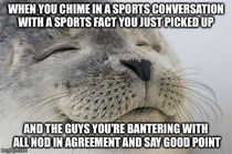As a guy who doesnt know a lot of sports facts stats or history