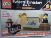 As a Lego enthusiast and Funeral Director doesnt get any better than this