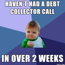 As a person recovering from debt this is a big deal