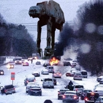 As a Raleigh NC resident who just saw the first snow of winter I just had a traumatic flashback to the this horrific day
