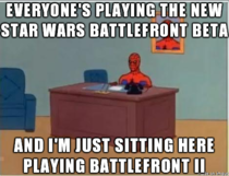 As a Star Wars fan with an old crappy computer