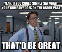 As a student researching companies to apply to