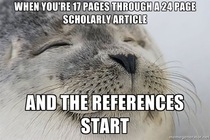 As a student there is no better feeling