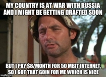 As a Ukrainian reading about Comcast