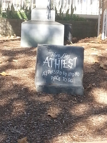 As an atheist I have to recognize the accuracy Six Flags St Louis Fright Fest