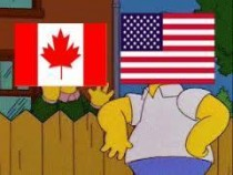As an Australian this is what I imagine the relationship between Canada and America is like