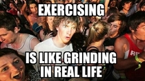 As an avid rpg player who recently started lifting weights at the gym