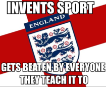 As an England fan this is too true