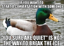 As an introvert I hate it when people do this