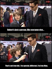 As expected of RDJ
