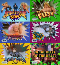 As far as Im concerned this was THE ORIGINAL Robot Chicken