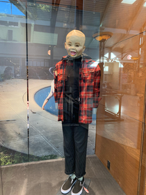 As if Mannequins werent scary enough to begin with