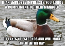 As someone who previously worked in retail and customer service