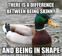 As someone who was once overweight this is something I still am learning