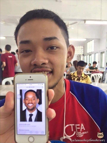 Asian will smith