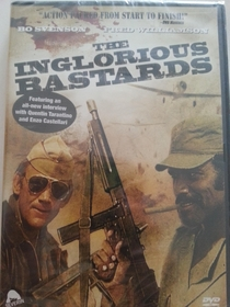 Asked gf for Inglourious Basterds and this is what she bought me