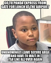At least I still made my connecting flight