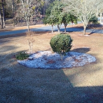 Atlanta - Under GA State of Emergency - SNOWPOCALYPSE  - aftermath picture