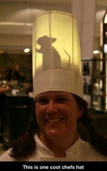 Awesome chefs hat