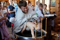 Baby refuses to be cooked as a part of religious feast