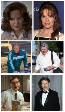 Back to the Future - Makeup aging them  years vs actually aging  years