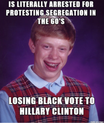 Bad Luck Bernie Sanders