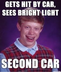 Bad Luck Brians have been way too serious lately