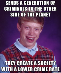 Bad Luck Britain