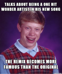 Bad Luck Mike Posner