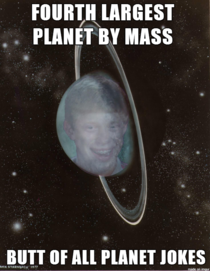Bad Luck Uranus
