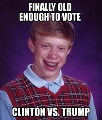 Bad Luck young American Millennials