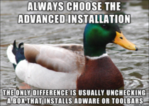 Basic vs Advanced Installation