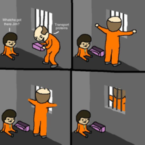 Because its a cell wall