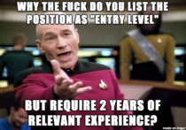 Because job searching isnt already enough of a pain in the ass
