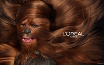 because youre worth it Chewbacca