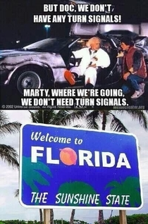 Being a Floridian I laughed and then cried