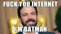 Ben Affleck right now