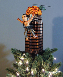 Best Christmas Tree Topper I have seen