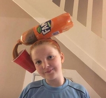 Best Halloween costume for a ginger
