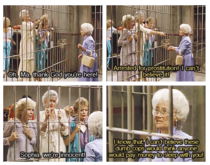 Best moment from Golden Girls We loved you Sophia