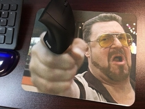 Best mouse pad in the office