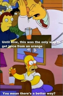 Best Simpson moment